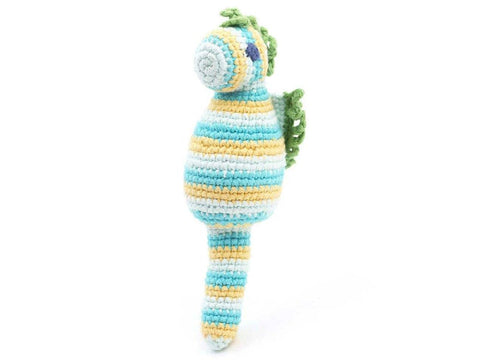 The Little Market Seahorse Rattle