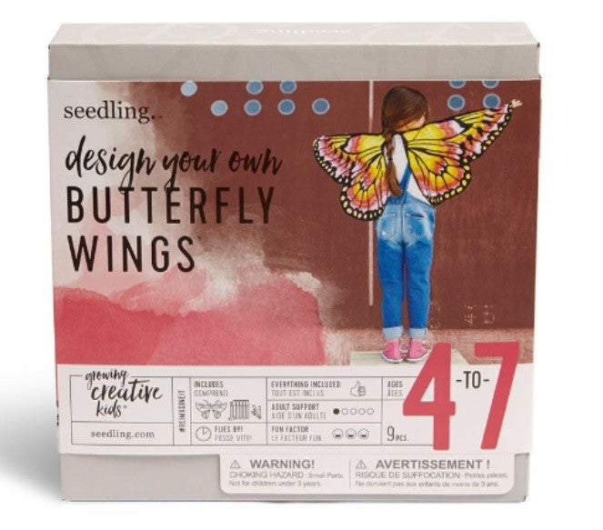 Seedling Design Your Own Butterfly Wings
