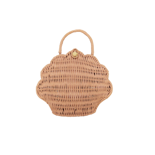 Rose Shell Purse