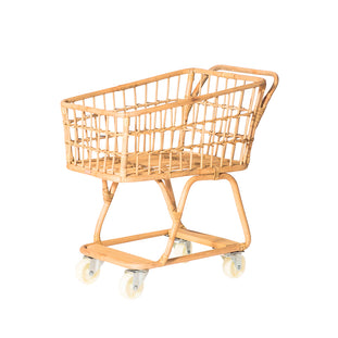 Poppie Toys Rattan Shopper