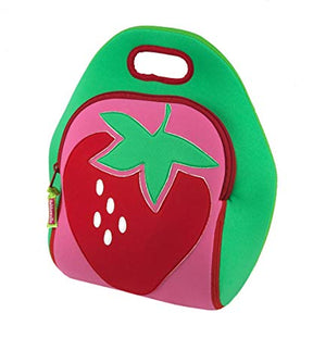 Dabbawalla Strawberry Fields Lunch Bag