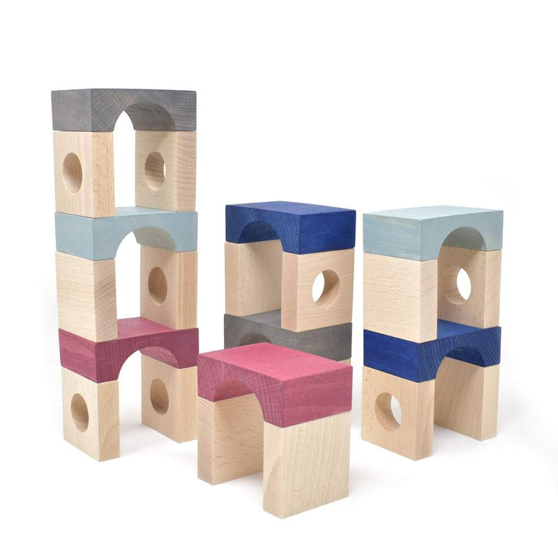 Lubulona Tetun Tunnel Blocks Deluxe Set
