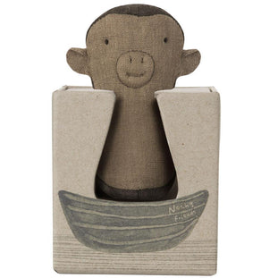 Maileg Noah's Friends Monkey Rattle