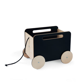 Toy Chest on Wheels (Multiple Colors)