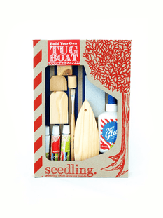 Seedling Make Your Own Tugboat