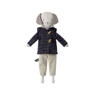 Maileg Best Friends  Marine Duffel Coat