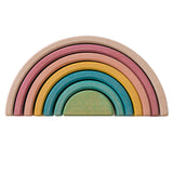 Avdar Small Pastel Rainbow Stacker