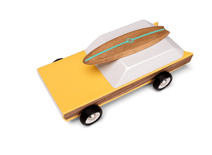 Woodie Surf Car