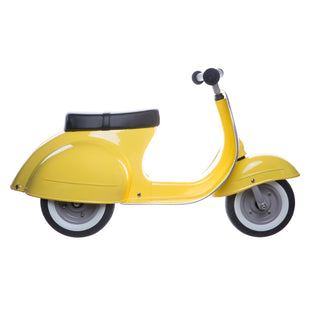 PRIMO Ride On Scooter in Yellow