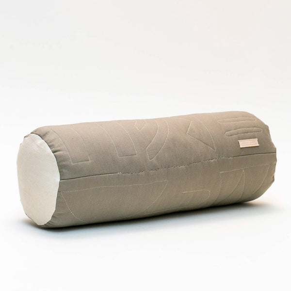 Quilted Tube Pillow