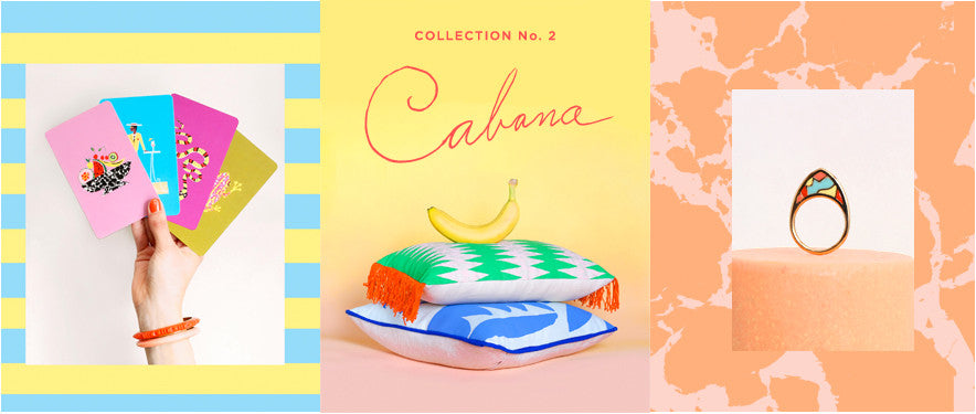 Collection No. 2: Cabana