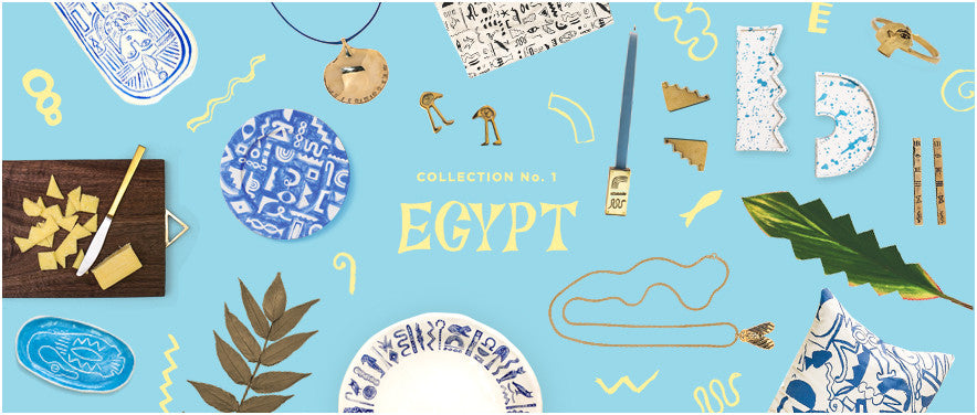 Collection No. 1: Egypt