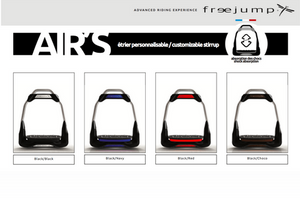 Estribos Freejump AIR´S