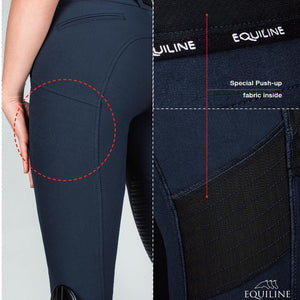 Pant. Dama Equiline X-Shape Grip