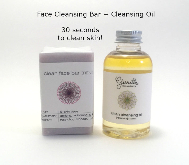 Learn how to clean your skin and get a blemish-free complexion!