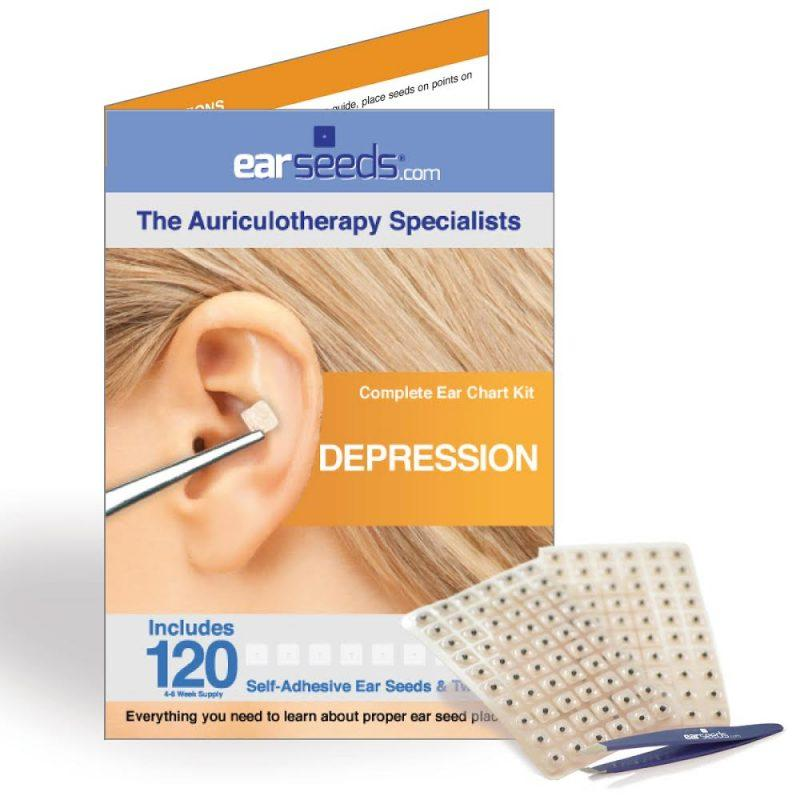 Ear Seed Kit for Depression