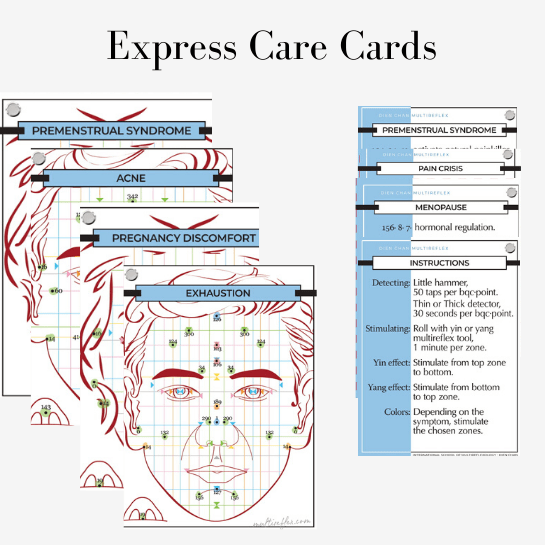 Practitioner Express Care Cards by Multireflex