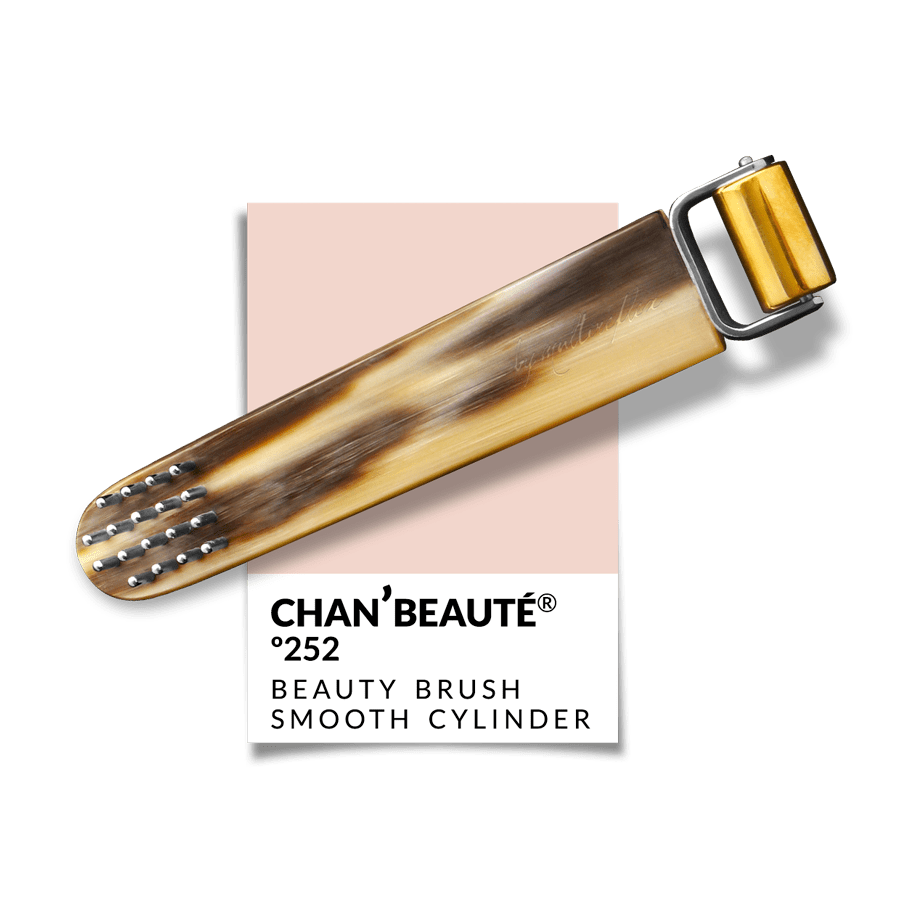 Nº252 - Small Brush w/ Smooth Yin Cylinder