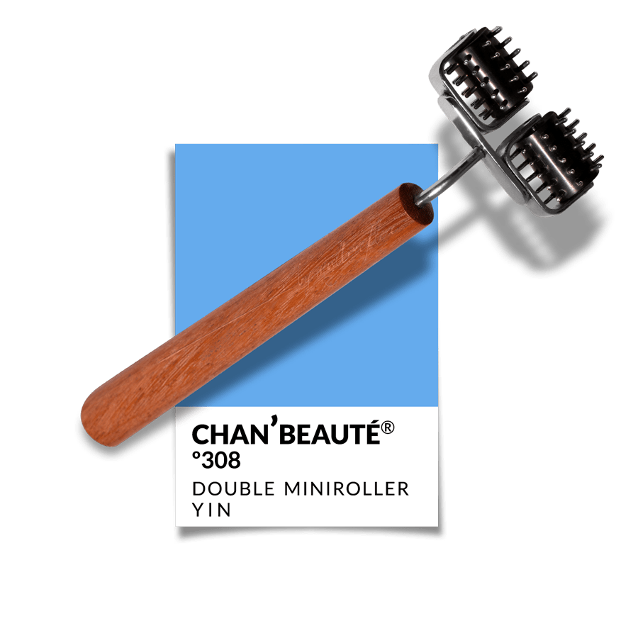 Nº308 - Double Mini Yin Roller