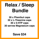 Relax + Sleep Bundle