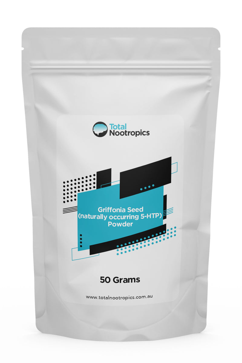 Griffonia Seed (Naturally Occuring 5-HTP) Powder