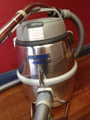Commercial Nilfisk Barrel Vacuum Cleaners For Dry Use