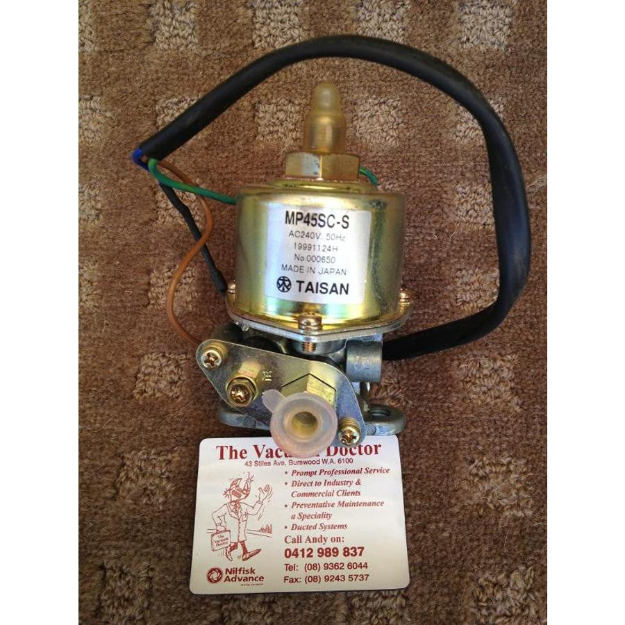 Gerni Pressure Washer Taisan 230Volt Electric Fuel Pump - TVD The Vacuum Doctor