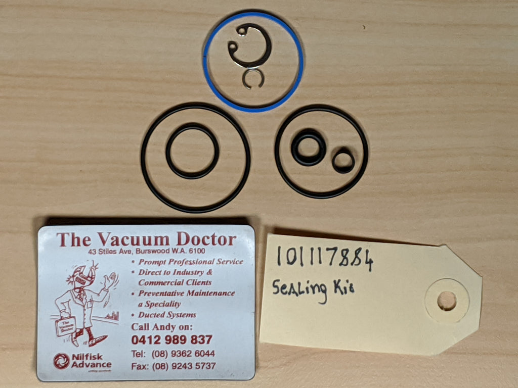 Sealing Kit For Gerni Pressure Washer Regulator Valve