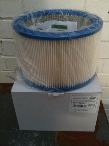 Nilfisk IVB7H and IVB5H and Attix 5 and 7 Type H Pleated Vacuum Filter