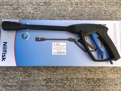 Gerni  G2 Classic C110.2 Pressure Washers Spray Handle Click&Clean Pistol Grip - TVD The Vacuum Doctor