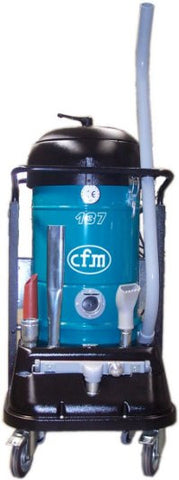 NilfiskCFM137 Hazardous Dust Industrial Vacuum Cleaner Now Obsolete See the S3 - TVD The Vacuum Doctor