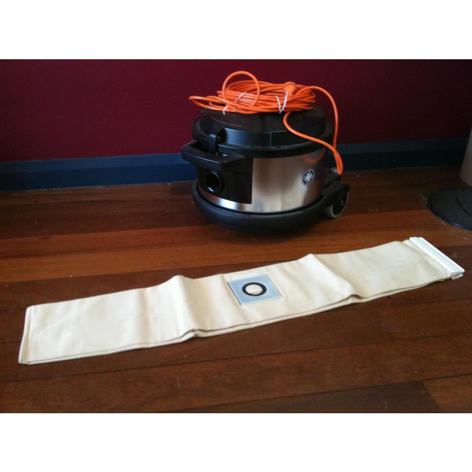 Nilfisk Electrolux GD930 S2 Panther Commercial Vacuum Cloth Re-useable Dustbag - TVD The Vacuum Doctor