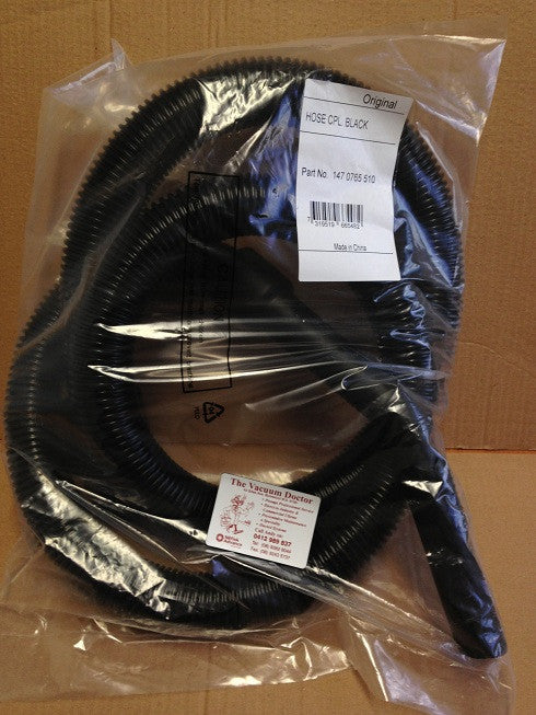 Nilfisk VP300 and GD910 Commercial Vacuum Cleaner Hose Complete - TVD The Vacuum Doctor