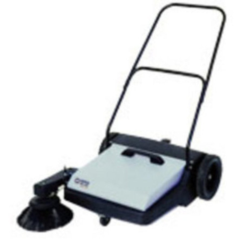 Nilfisk SW650 Pedestrian Powered Push Sweeper Rear Floor Seal Obsolete And Unavailable - TVD The Vacuum Doctor