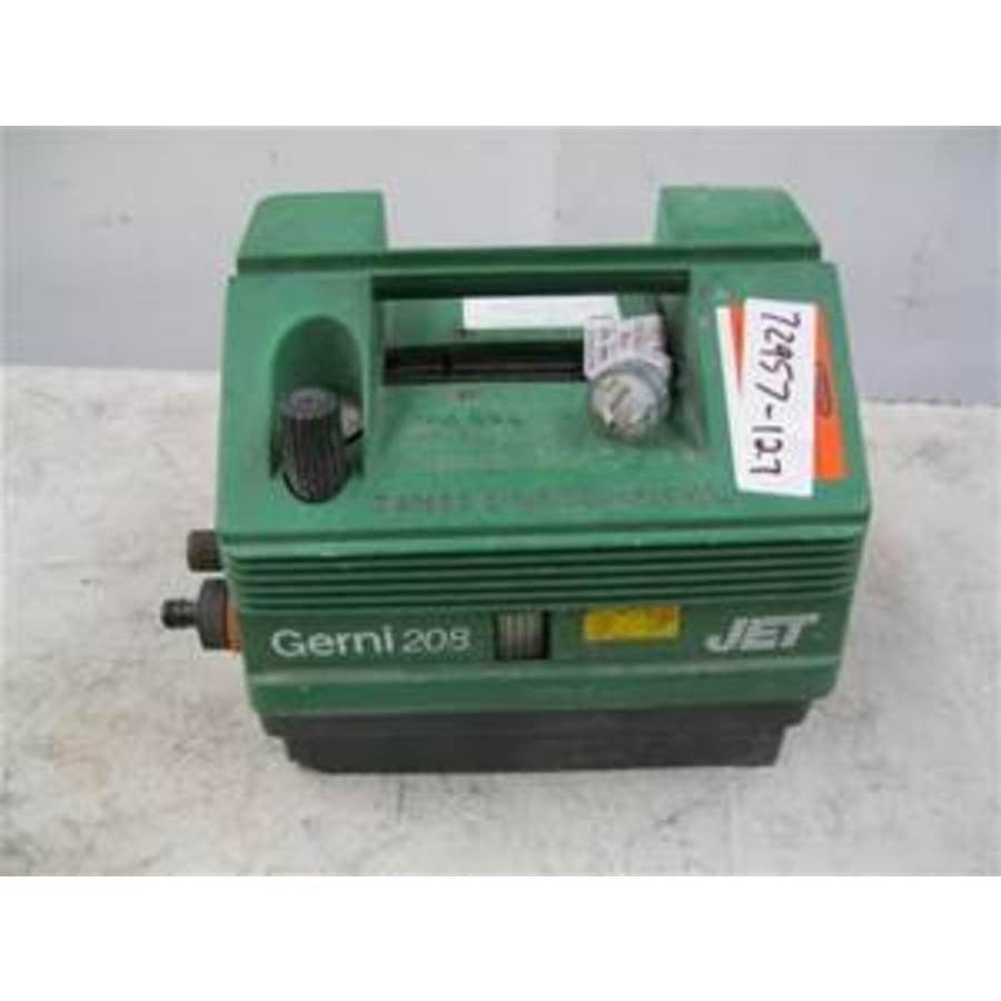 GERNI JET 208 Professional Pressure Washer OBSOLETE Replaced By Poseidon 2-22 - TVD The Vacuum Doctor