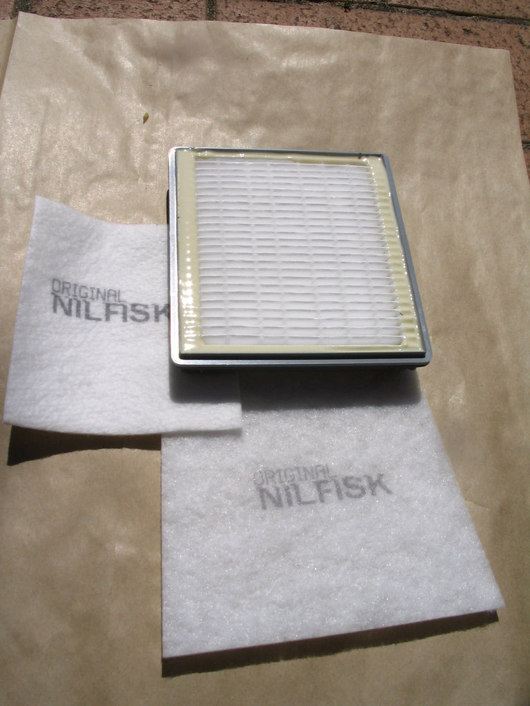 Nilfisk GM200 GM300 GM400 Vacuum Standard Cartridge Filter No Longer Available