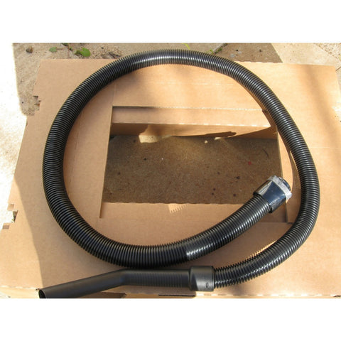 Nilfisk and Tellus Bare Grey Plastic Domestic Hose Without The Bent Tube