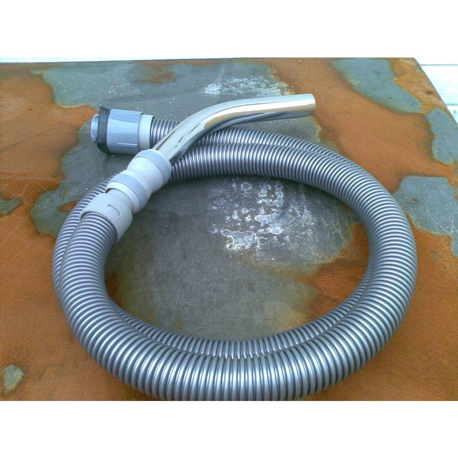 Nilfisk and Tellus GM80 Plastic Commercial Vacuum Cleaner Hose NO BENT TUBE - TVD The Vacuum Doctor