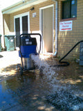 Nilfisk-Alto 751-61 Wet Pick Up And Pump Out Vacuum Cleaner Great For Flood Recovery!! - TVD The Vacuum Doctor