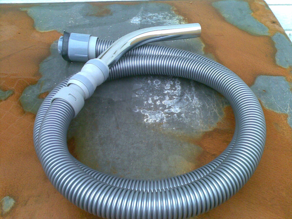 Nilfisk and Tellus GM80 Complete Tapered Plastic Commercial Vacuum Hose - TVD The Vacuum Doctor