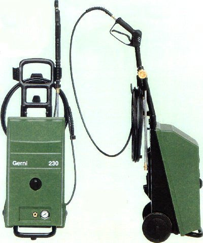 GERNI G-230A Professional Pressure Washer OBSOLETE Replaced By Poseidon 2-22