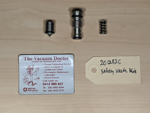 Gerni Pressure Washer Safety Valve Kit