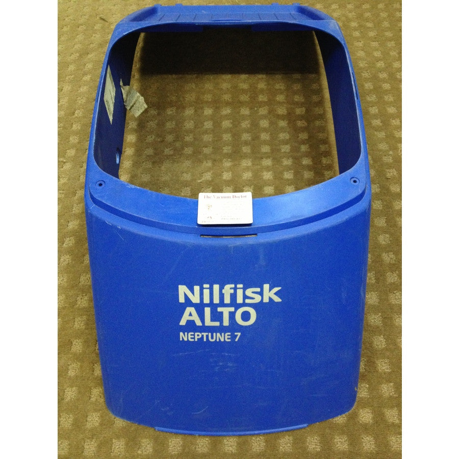 Nilfisk-ALTO Neptune 7 Pressure Washer Cleaner Outer Cover In BLUE - TVD The Vacuum Doctor
