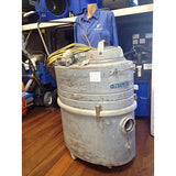 Nilfisk GS82 and GM82 Vacuum Cleaner Bare Base Container OBSOLETE - TVD The Vacuum Doctor