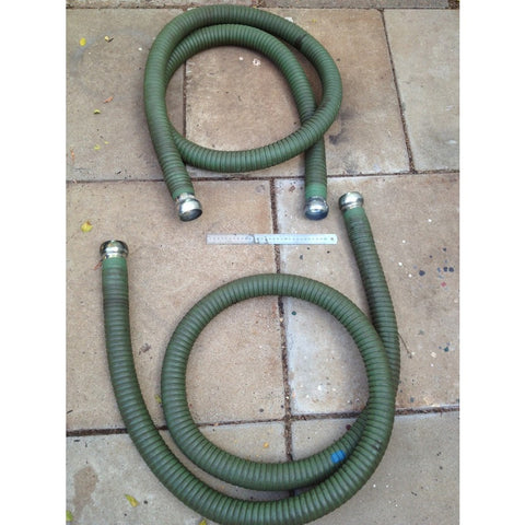Nilfisk and Tellus Industrial Vacuum Cleaner 3m x 50mm Rubber Hose NOW OBSOLETE