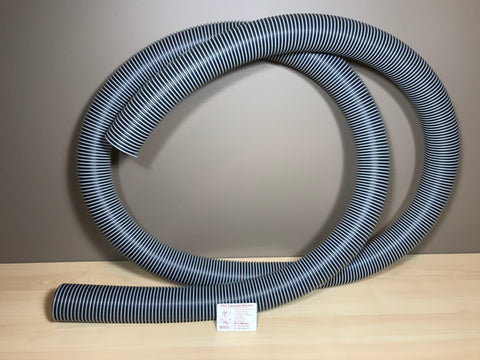 50mm Industrial EVAFlex Conductive Vacuum Cleaner Hose Per Meter Length - TVD The Vacuum Doctor