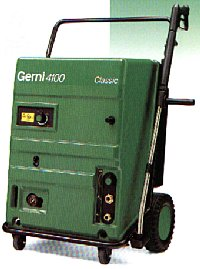 GERNI 4102A Series Professional Hot Water Pressure Washer OBSOLETE Replaced By Neptune - TVD The Vacuum Doctor