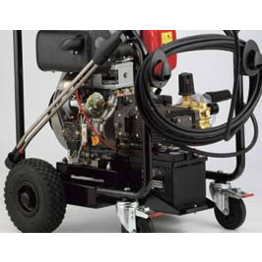 GERNI POSEIDON 5-54DE Diesel Cold Water Pressure Washer NLA Page For Your Info Only