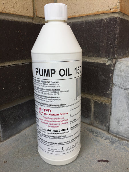 Gerni Pressure Washer Pump Oil Iso 150 1 1 L 10w 40 The