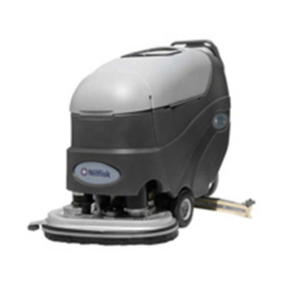 Nilfisk BA625 Scrubber Drier Complete With Prolene Brushes - TVD The Vacuum Doctor